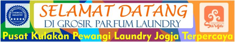 GROSIR BIBIT PARFUM LAUNDRY DI SIMEULUE